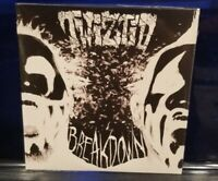 Twiztid - Breakdown CD SIngle insane clown posse majik ninja entertainment blaze