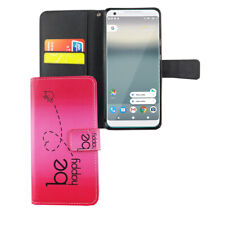 Google Pixel 2 XL Case Phone Cover Protective Case Flip Cover Pink