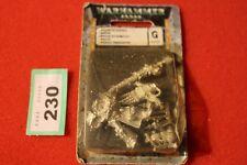 Juegos taller Warhammer 40k caos marines espaciales Abaddon el Despoiler Metal Nuevo