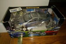 Muscle Machines '02 Acura RSX 1:18 Diecast Custom Painted Model Kit Tune It