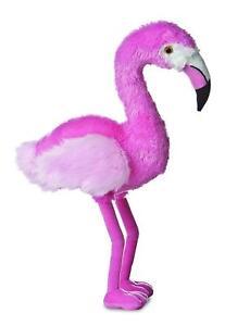 Flo Flamingo 12 Inch Soft Plush Stuffed Animal Collectible Toy Cute Gift Bird