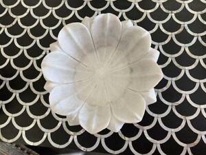 NEW Marble bowl -28cm