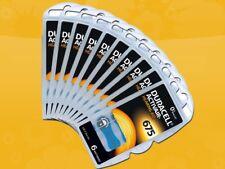 24 x Duracell Activair EasyTab 675 PR44 piles pour appareils auditifs 6er x 4