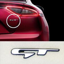 Genuine OEM Stinger Rear GT Logo Nameplate Emblem (Fits: KIA 2018+ Stinger)