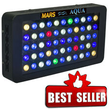 Mars165w LED Aquarium Beleuchtung Dimmbar Light Lampe Meerwasser Aquariumleuchte
