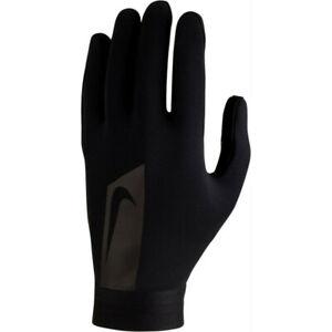 Nike HyperWarm Academy Feldspielerhandschuhe schwarz [GS0373-011]