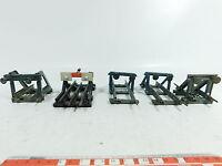 BB681-1# 5x Spur 0 Prellböcke 1x GB (Bing), 1x Märklin ?, 1x Zeuke?