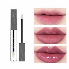 Womens 3D Lip Big Lips Transparent Makeup Moisturizing Extreme Lip Gloss
