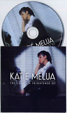 KATIE MELUA The Love I'm Frightened Of UK 1-trk promo test CD card sleeve