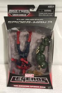 MARVEL LEGENDS INFINITE SERIES The Amazing SPIDER-MAN Figure - Sealed Box Error