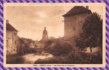 Carte postale - Arbois - les Bords de la Cuisance