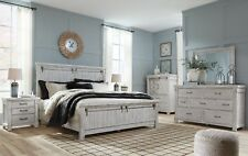 91078884258cf7 Queen Contemporary Bedroom Furniture Sets with 6 Pieces for sale | eBay