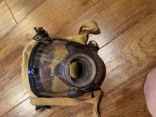 Scott AV-2000 Firefighter Facepiece SCBA CBRN NBC LARGE - Good