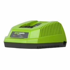 Greenworks G-MAX 40V Lithium-Ion Battery Charger - 29482