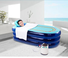 Portable bathtub Sauna box  with steamer Household Khan steam room sauna