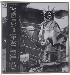 AMERICA THE BEAUTIFUL 2-Disc CD SET 1994 Noise Experimental Negativland Haters