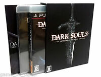 Dark Souls Artorias of the Abyss Edition PS3 Soundtrack Booklet Japan Import