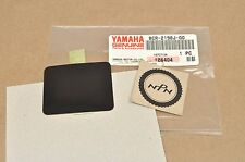 Nos Oem Yamaha Vmax Phazer Mountain Max Sx Venom Viper Black Cover Decal Sticker
