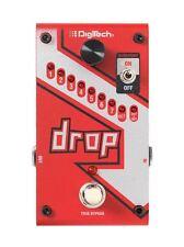 Digitech Drop Polyphonic Drop Tune Pitch Shifter pedal