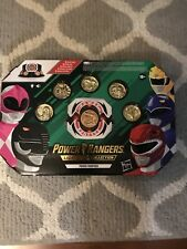 Power Rangers Lightning Collection Morpher 5 Coins Hasbro New Sealed
