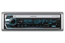 Kenwood KMR-D772BT Single DIN Bluetooth SiriusXM In-Dash Marine Stereo Receiver