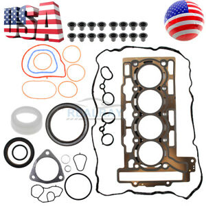 Head Gasket Set For Mini Cooper R55 R56 2009-10 Turbo 1.6L DOHC l4 N14B16C NEW