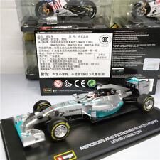 BBurago 1:32 F1 MERCEDES AMG W05  #44 Lewis Hamilton 2014