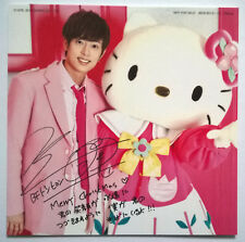 Boyfriend Pinky Santa Official Japan Photocard Jacket Card K-pop - Donghyun