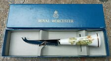 Royal Worcester Vine Harvest Cheese Knife