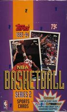 1993 1994 Topps S2 SEALED BOX Prizm Chris Webber ROOKIE, Michael Jordan PSA 10?