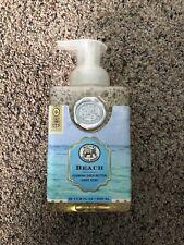 NEW! Michel Design Works Foaming Shea Butter Hand Soap 17.8 oz ~ BEACH
