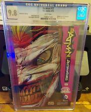 BATMAN #17 CGC 9.8 WONDERCON 2013 EXCLUSIVE. DIE-CUT OUTER COVER