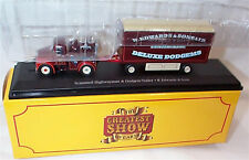 Greatest Show on Earth Scammell Highwayman Generator R.Edwards Deluxe Dodgems