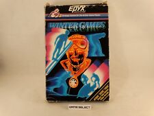 WINTER GAMES EPYX - ATARI 2600 VCS e 7800 - ORIGINALE - COMPLETO