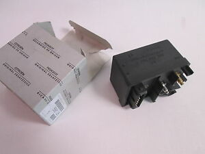 Genuine 5981.26 Peugeot 405 306 106 206 Citroen Control Unit Glow Plug #28L26