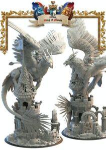 9th Age Impression 3D Royaume d'équitaine/Bretonnie Seigneur Gryphon géant