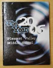 Yearbook - Pleasant Valley Middle School - 2006 - Kansas - Year Book