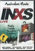 Australian Made DVD Inxs Live Brand New Sealed
