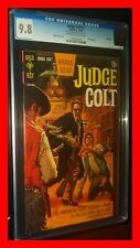 JUDGE COLT  #1 1969 Gold Key Comics CGC 9.8 NM-MT