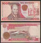MOZAMBICO - 1000 Meticais 1991 UNC Pick 135