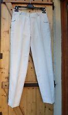 pantalon blanc coupe droite JENNYFER NEUF