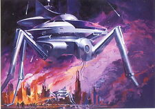 DI FATE,VINCENT BLUEPRINTS OF THE FUTURE 1994 COMIC IMAGES PROMO CARD NO NUMBER