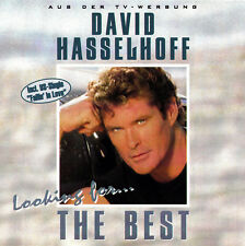 DAVID HASSELHOFF - CD - Looking for... THE BEST