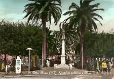 20   ORTANOVA ( FG )  -  Giardini pubblici e Mon. a S. Antonio