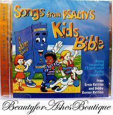 Favorite Songs from Psalty's Bible Childrens Worship Jesus Songs John 3:16 CD