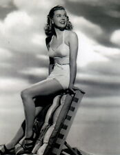 Doris Day Leggy 8x10 photo P5668