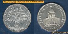 FDC - 100 Francs Panthéon 1982 FDC 27500 Exemplaires Provenant du Coffret FDC
