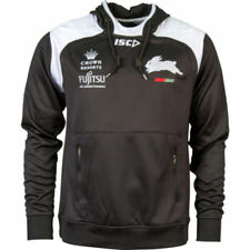 South Sydney Rabbitohs NRL ISC Kids & Adults Players Workout Squad Hoodies BNWTS