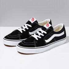 Vans Suede SK8-Low Skate Low Shoes Sneakers Black/White VN0A4UUK6BT US 4-12