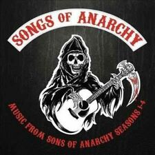 Songs Of Anarchy: Music From Sons Of Anarchy Seasons 1-4 (180 Gram Audiophile CL